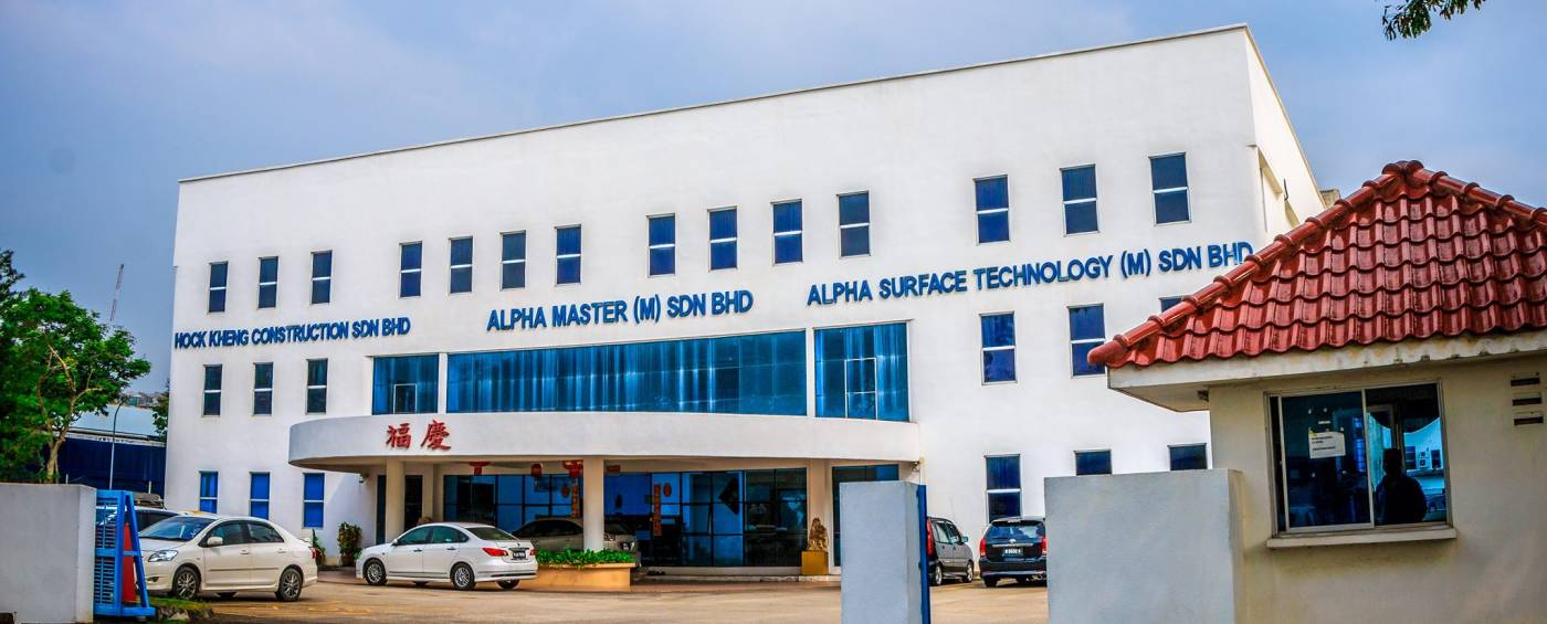 Alpha Master About Company